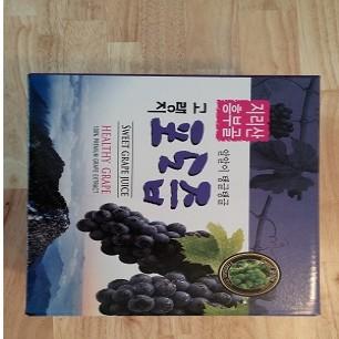 포도즙(50봉)30한정판매